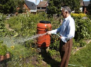 WateringGarden